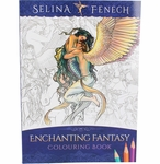 Enchanting Fantasy Coloring Book