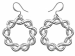 Endless Love Knot Earrings