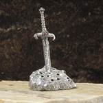 Excalibur in Stone