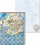 Explore & Dream Pocket Notepad