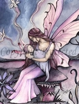 'Faery Love'<BR>by Jennifer Galasso
