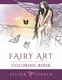 Fairy Art Coloring Book by Selina Fenech