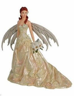 Fairy Bride Ornament 2