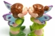 Fairy Salt & Pepper Shakers