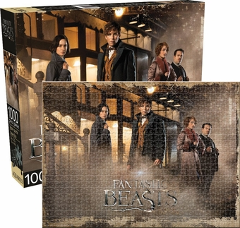 Fantastic Beasts Puzzle (1000 pcs)