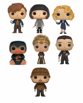Fantastic Beasts POP Set