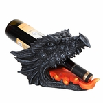 Fiery Dragon Wine Bottle Holder