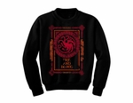 Fire & Blood Targaryen Sweatshirt: Game of Thrones