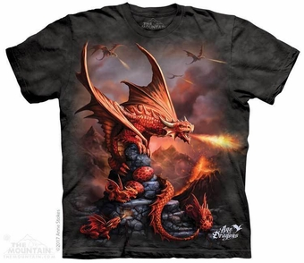 Fire Dragon T-Shirt