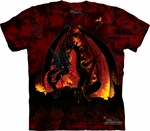 Fireball Dragon Shirt