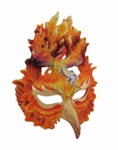 Firebird Mask Wall Plaque
