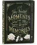 Floral Reflections Book-Style Journal