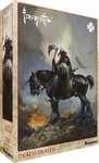 Frazetta Death Dealer Puzzle