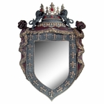 French Royal Mirror