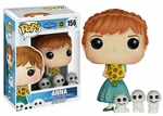 Disney Frozen Fever Anna POP Vinyl Figure