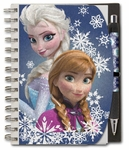 Frozen Holographic Notebook & Pen Set