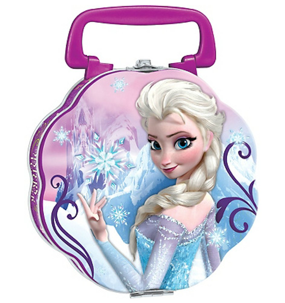 Pack your lunch with plenty of snacks into a Disney Frozen lunch box from Zazzle. Choose from plastic or metal lunch boxes to keep your food fresh and safe!