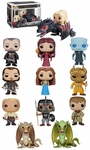 POP Game of Thrones Set 4
