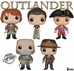 Outlander Funko PoP Figurine Set