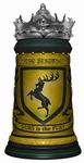 Game of Thrones Baratheon Stein