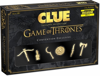 Game of Thrones Clue Expansion