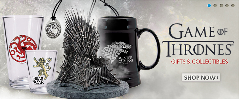 Game of Thrones Gifts & Collectibles