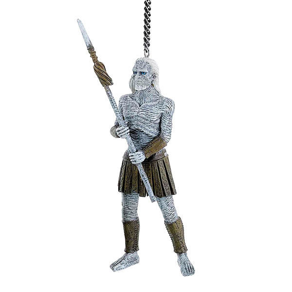 33 Night King From Game Of Thrones By Scepterdpinoy On: White Walker Ornament: Game Of Thrones Gifts: FairyGlen.com