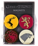 Game of Thrones Sigil Magnet Set