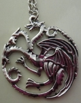 Game of Thrones Targaryen Dragon Necklace
