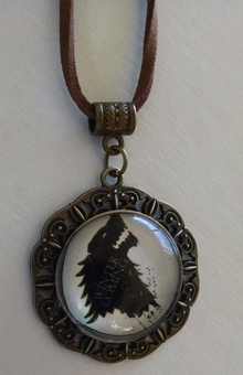 Winter is Coming Necklace: Game of Thrones