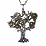 Gearwork Tree of Life Necklace