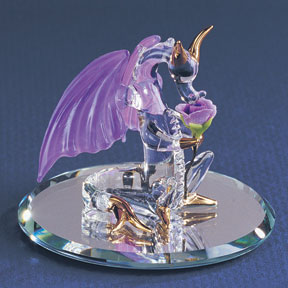 Glass Sniffy Dragon