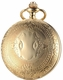 Gold Engraved Pocket Watch