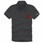 House Targaryen Polo Shirt: Game of Thrones