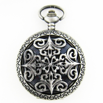 Gothic Pocket Watch