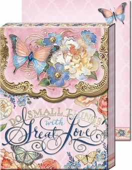 Great Love Pocket Note Pad