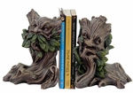 Greenman Bookends