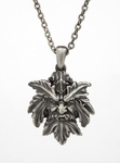 Greenman Necklace