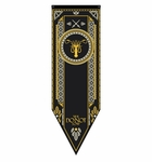 Greyjoy Tournament Banner Flag - Game of Thrones