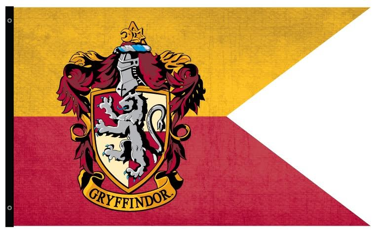 Gryffindor Outdoor Flag Harry Potter Gifts Amp Collectibles