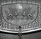 Gryphon Leather Belt Pouch (Wide)