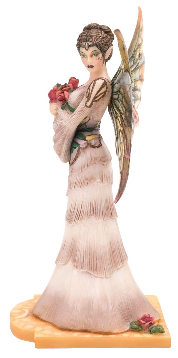 Gypsy Rose  sc 1 st  Fairy Glen & Gypsy Rose by Jessica Galbreth Dragonsite Fairy Collectible