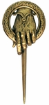 Hand of the King Metal Pin: Game of Thrones