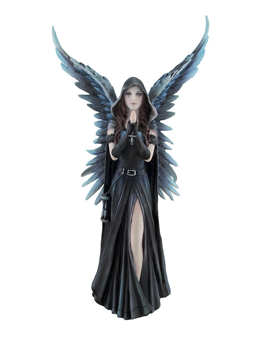 Harbinger Angel: Anne Stokes: Angel & Fairy Figurines ...
