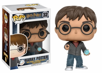 Harry Potter POP: Harry with Propechy