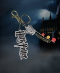 Griffyndor Charms Harry Potter Bag Clip