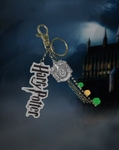 Slytherin Harry Potter Bag Clip
