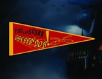 Harry Potter Gryffindor Pennant: You Can Score Gryffindor