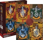 Harry Potter Crests Puzzle