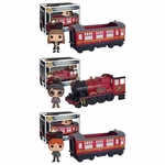 Harry Potter Funko POP Rides Set